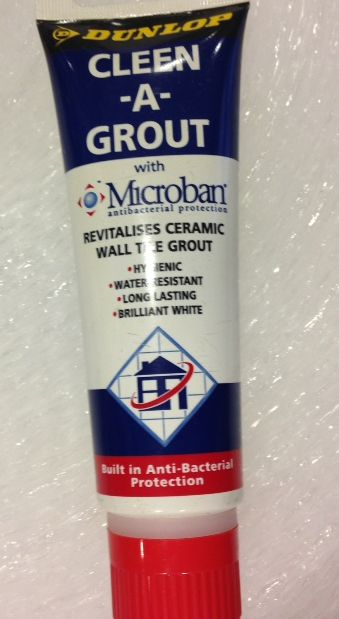 Microbarr Cleen A Grout 125ml 1087109