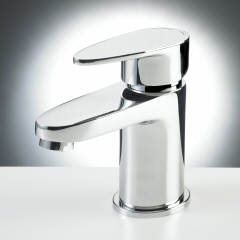 Marflow Orbus Mini Basin Mixer With Clicker Waste Orb417