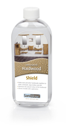 Untreated Hardwood Shield 500ml Saniwow SW-5357